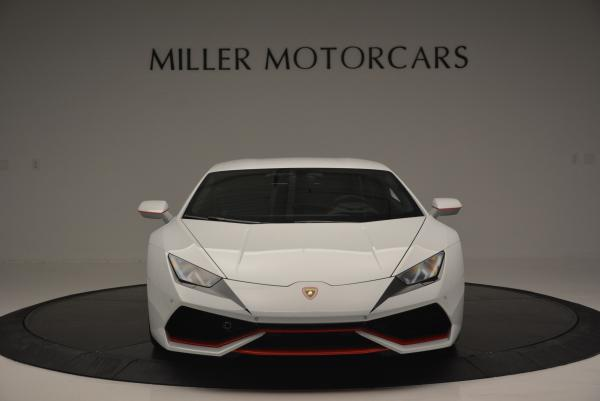 Used 2015 Lamborghini Huracan LP610-4 for sale Sold at Bentley Greenwich in Greenwich CT 06830 8