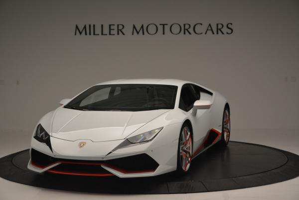 Used 2015 Lamborghini Huracan LP610-4 for sale Sold at Bentley Greenwich in Greenwich CT 06830 1