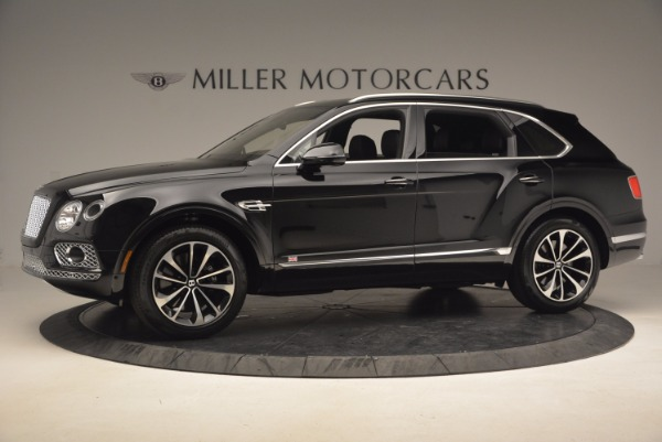 New 2017 Bentley Bentayga for sale Sold at Bentley Greenwich in Greenwich CT 06830 3