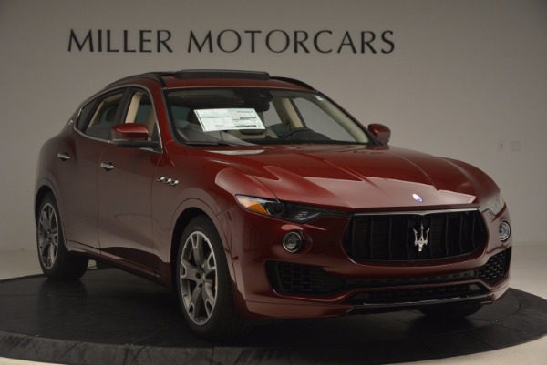 New 2017 Maserati Levante for sale Sold at Bentley Greenwich in Greenwich CT 06830 12