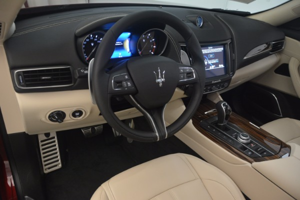 New 2017 Maserati Levante for sale Sold at Bentley Greenwich in Greenwich CT 06830 14