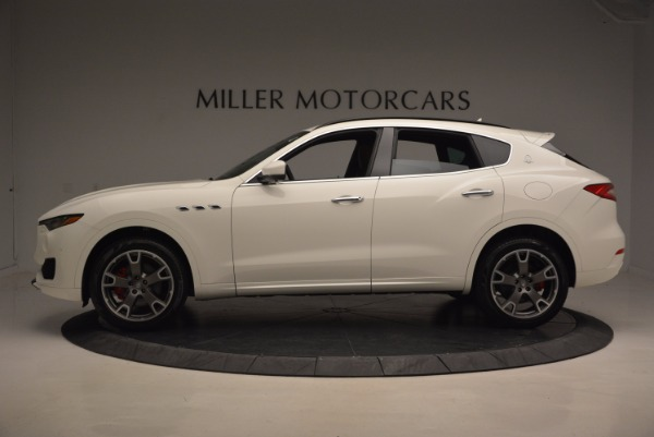 New 2017 Maserati Levante for sale Sold at Bentley Greenwich in Greenwich CT 06830 4