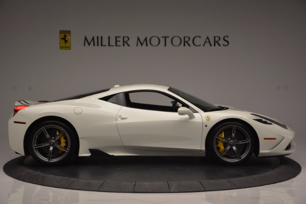 Used 2015 Ferrari 458 Speciale for sale Sold at Bentley Greenwich in Greenwich CT 06830 10
