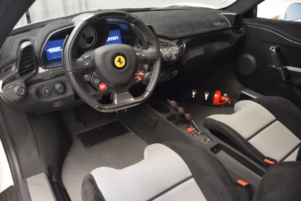 Used 2015 Ferrari 458 Speciale for sale Sold at Bentley Greenwich in Greenwich CT 06830 13