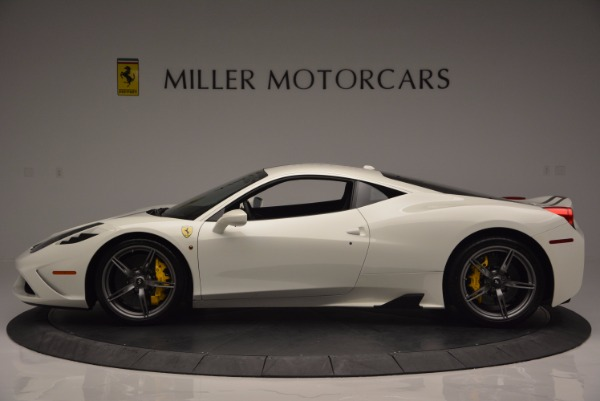 Used 2015 Ferrari 458 Speciale for sale Sold at Bentley Greenwich in Greenwich CT 06830 3