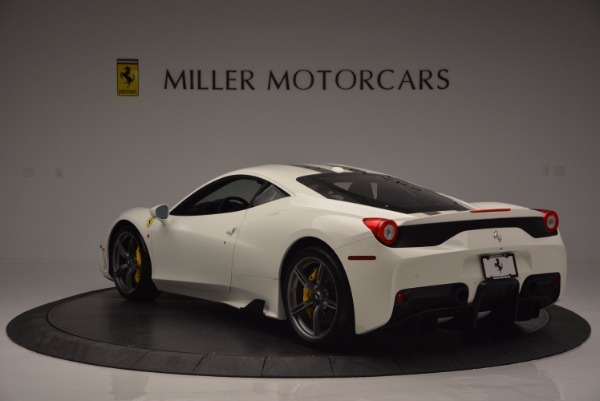 Used 2015 Ferrari 458 Speciale for sale Sold at Bentley Greenwich in Greenwich CT 06830 5