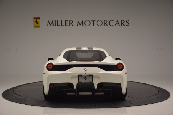 Used 2015 Ferrari 458 Speciale for sale Sold at Bentley Greenwich in Greenwich CT 06830 6