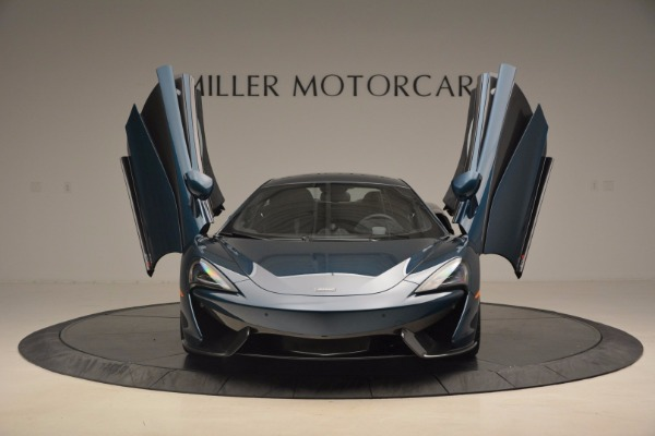 New 2017 McLaren 570S for sale Sold at Bentley Greenwich in Greenwich CT 06830 13