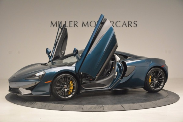 New 2017 McLaren 570S for sale Sold at Bentley Greenwich in Greenwich CT 06830 14
