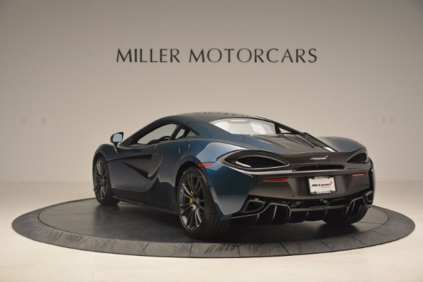New 2017 McLaren 570S for sale Sold at Bentley Greenwich in Greenwich CT 06830 5
