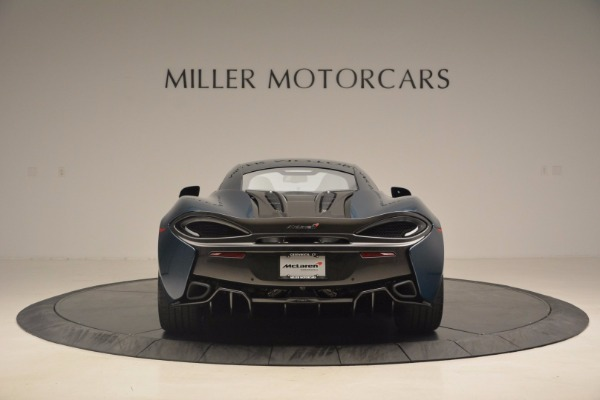 New 2017 McLaren 570S for sale Sold at Bentley Greenwich in Greenwich CT 06830 6