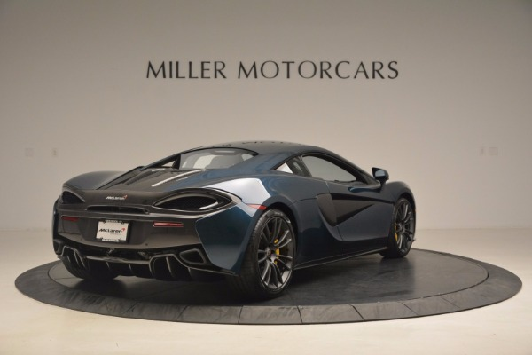 New 2017 McLaren 570S for sale Sold at Bentley Greenwich in Greenwich CT 06830 7