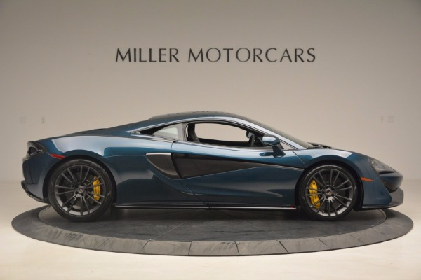 New 2017 McLaren 570S for sale Sold at Bentley Greenwich in Greenwich CT 06830 9