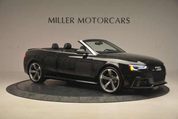 Used 2014 Audi RS 5 quattro for sale Sold at Bentley Greenwich in Greenwich CT 06830 10