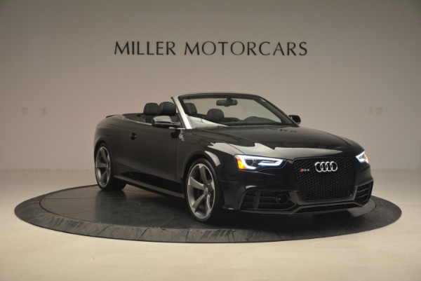 Used 2014 Audi RS 5 quattro for sale Sold at Bentley Greenwich in Greenwich CT 06830 11