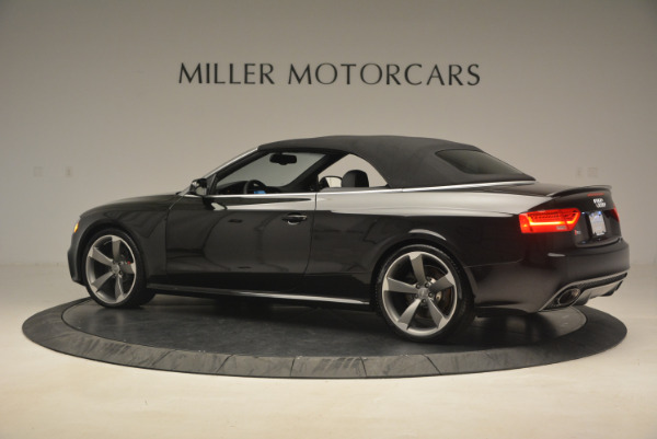 Used 2014 Audi RS 5 quattro for sale Sold at Bentley Greenwich in Greenwich CT 06830 16