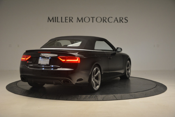 Used 2014 Audi RS 5 quattro for sale Sold at Bentley Greenwich in Greenwich CT 06830 19