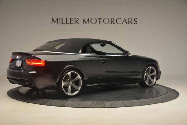 Used 2014 Audi RS 5 quattro for sale Sold at Bentley Greenwich in Greenwich CT 06830 20