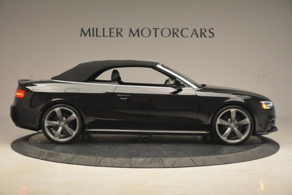Used 2014 Audi RS 5 quattro for sale Sold at Bentley Greenwich in Greenwich CT 06830 21