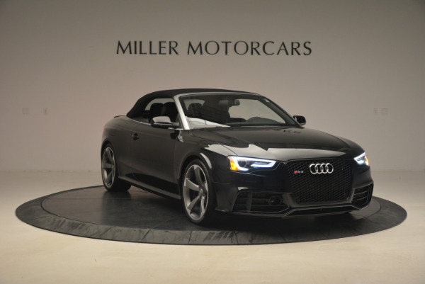 Used 2014 Audi RS 5 quattro for sale Sold at Bentley Greenwich in Greenwich CT 06830 23
