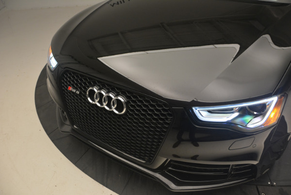 Used 2014 Audi RS 5 quattro for sale Sold at Bentley Greenwich in Greenwich CT 06830 25