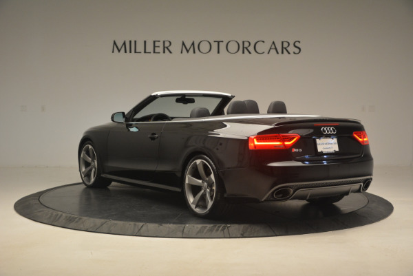 Used 2014 Audi RS 5 quattro for sale Sold at Bentley Greenwich in Greenwich CT 06830 5