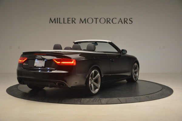 Used 2014 Audi RS 5 quattro for sale Sold at Bentley Greenwich in Greenwich CT 06830 7