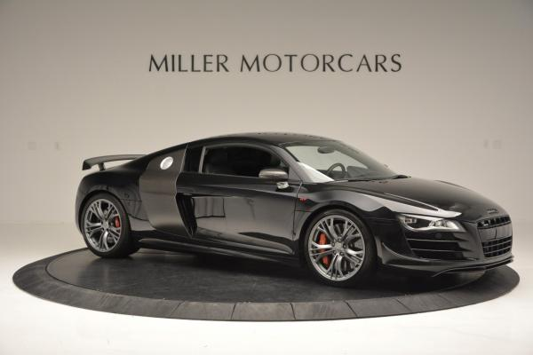 Used 2012 Audi R8 GT (R tronic) for sale Sold at Bentley Greenwich in Greenwich CT 06830 10