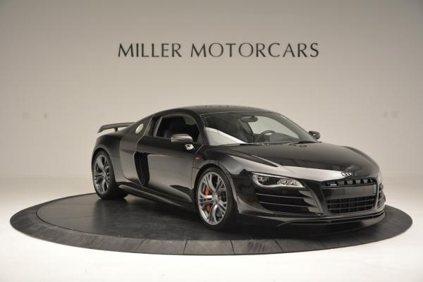 Used 2012 Audi R8 GT (R tronic) for sale Sold at Bentley Greenwich in Greenwich CT 06830 11