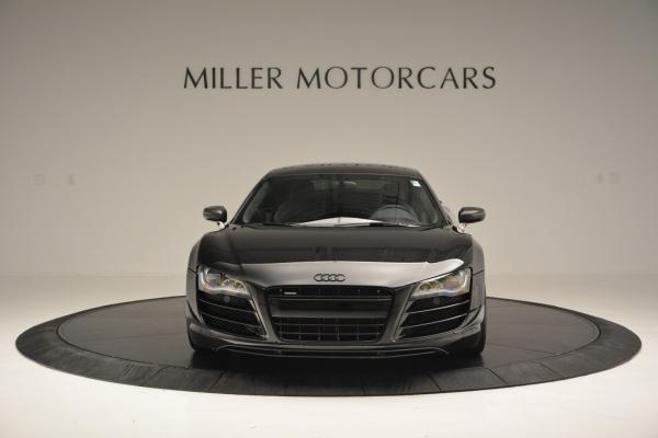 Used 2012 Audi R8 GT (R tronic) for sale Sold at Bentley Greenwich in Greenwich CT 06830 12