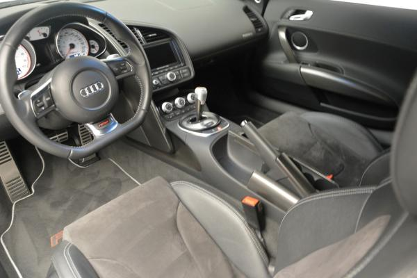 Used 2012 Audi R8 GT (R tronic) for sale Sold at Bentley Greenwich in Greenwich CT 06830 13