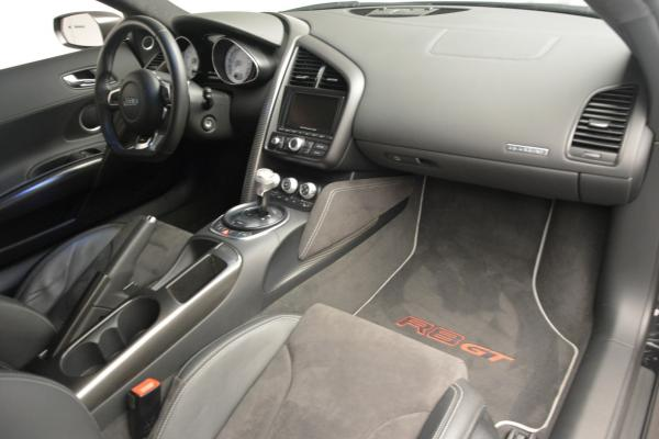 Used 2012 Audi R8 GT (R tronic) for sale Sold at Bentley Greenwich in Greenwich CT 06830 16