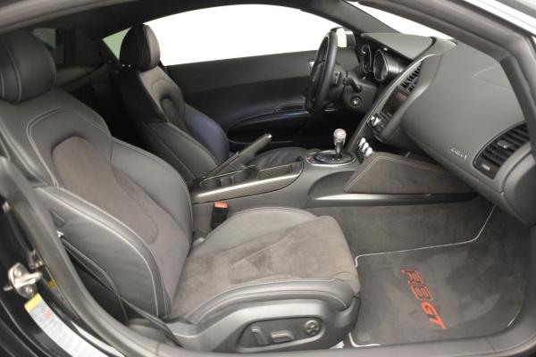 Used 2012 Audi R8 GT (R tronic) for sale Sold at Bentley Greenwich in Greenwich CT 06830 17