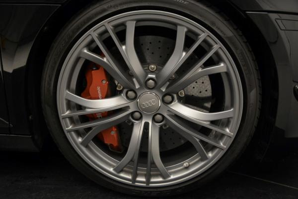 Used 2012 Audi R8 GT (R tronic) for sale Sold at Bentley Greenwich in Greenwich CT 06830 20