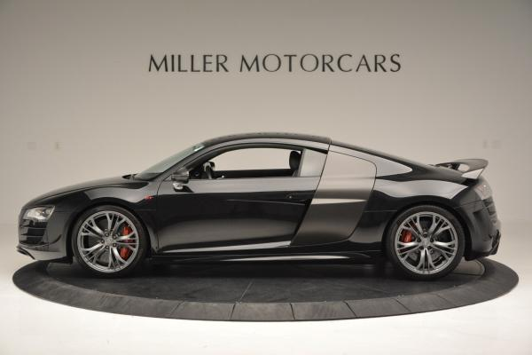 Used 2012 Audi R8 GT (R tronic) for sale Sold at Bentley Greenwich in Greenwich CT 06830 3