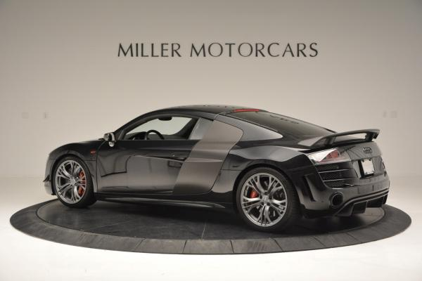 Used 2012 Audi R8 GT (R tronic) for sale Sold at Bentley Greenwich in Greenwich CT 06830 4