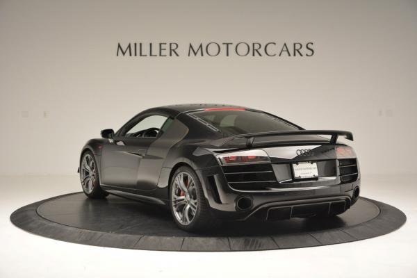 Used 2012 Audi R8 GT (R tronic) for sale Sold at Bentley Greenwich in Greenwich CT 06830 5