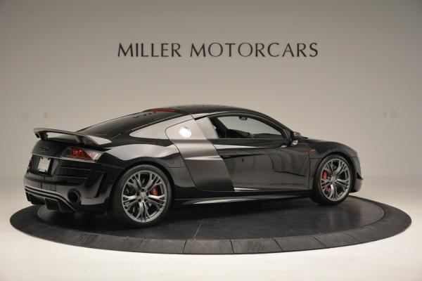 Used 2012 Audi R8 GT (R tronic) for sale Sold at Bentley Greenwich in Greenwich CT 06830 8
