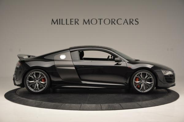 Used 2012 Audi R8 GT (R tronic) for sale Sold at Bentley Greenwich in Greenwich CT 06830 9