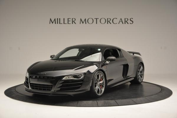 Used 2012 Audi R8 GT (R tronic) for sale Sold at Bentley Greenwich in Greenwich CT 06830 1