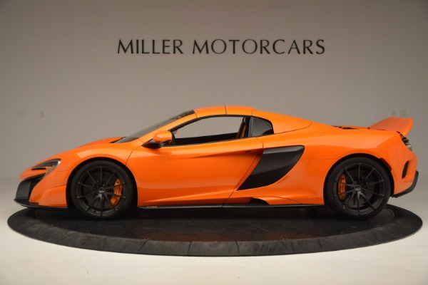 Used 2016 McLaren 675LT Spider Convertible for sale Sold at Bentley Greenwich in Greenwich CT 06830 15