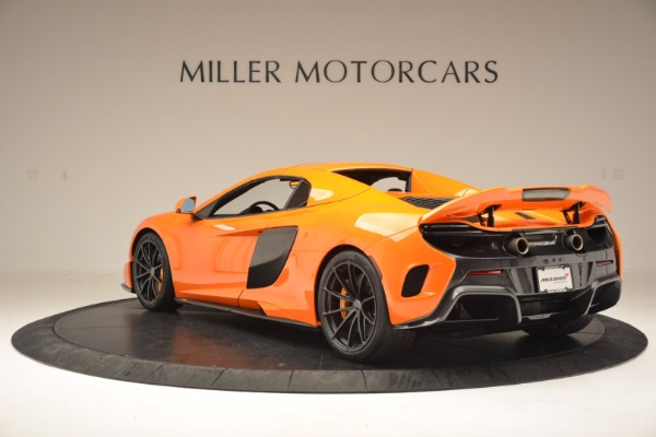 Used 2016 McLaren 675LT Spider Convertible for sale Sold at Bentley Greenwich in Greenwich CT 06830 16