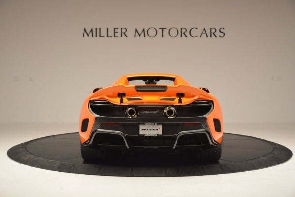 Used 2016 McLaren 675LT Spider Convertible for sale Sold at Bentley Greenwich in Greenwich CT 06830 17