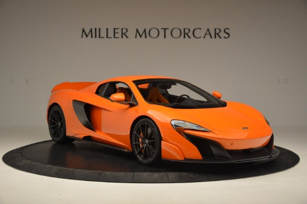Used 2016 McLaren 675LT Spider Convertible for sale Sold at Bentley Greenwich in Greenwich CT 06830 20