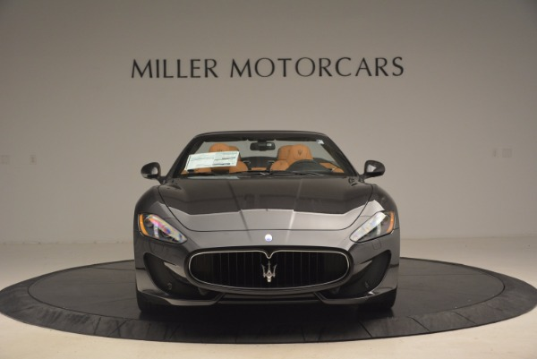 New 2017 Maserati GranTurismo Sport for sale Sold at Bentley Greenwich in Greenwich CT 06830 12