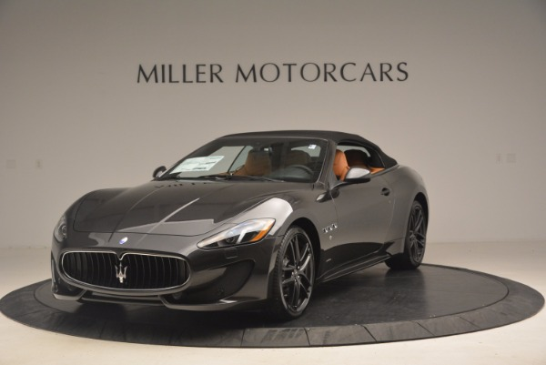 New 2017 Maserati GranTurismo Sport for sale Sold at Bentley Greenwich in Greenwich CT 06830 13