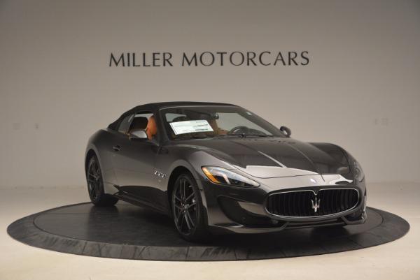New 2017 Maserati GranTurismo Sport for sale Sold at Bentley Greenwich in Greenwich CT 06830 23