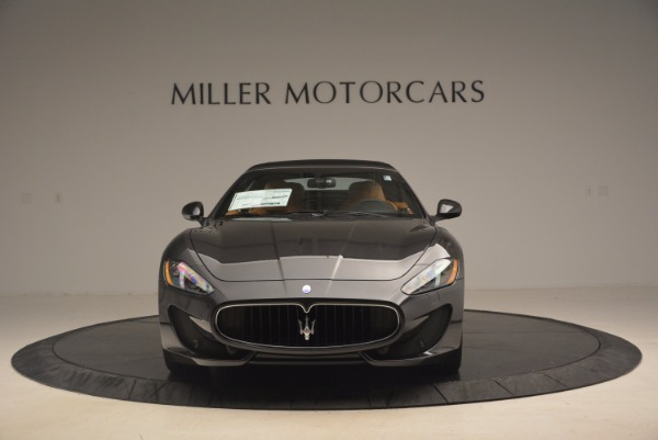 New 2017 Maserati GranTurismo Sport for sale Sold at Bentley Greenwich in Greenwich CT 06830 24