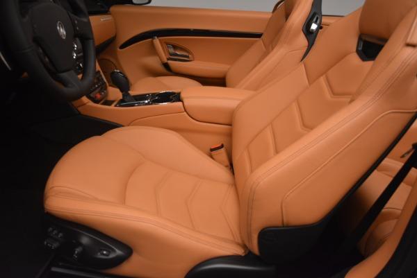 New 2017 Maserati GranTurismo Sport for sale Sold at Bentley Greenwich in Greenwich CT 06830 26