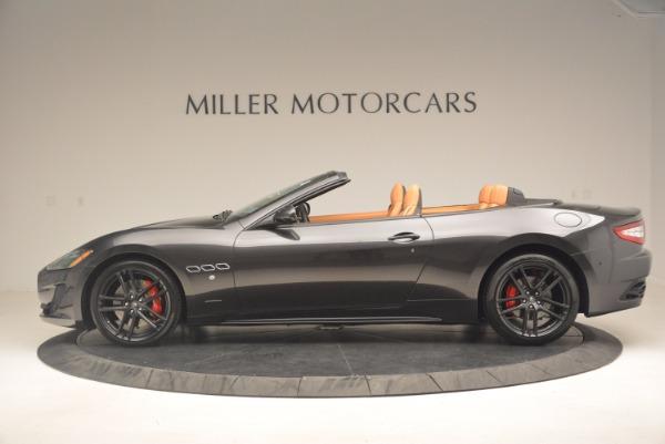 New 2017 Maserati GranTurismo Sport for sale Sold at Bentley Greenwich in Greenwich CT 06830 3